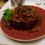 Foie Gras Brioche French Toast
