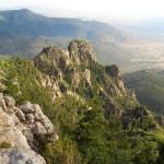 From Sandia Peak